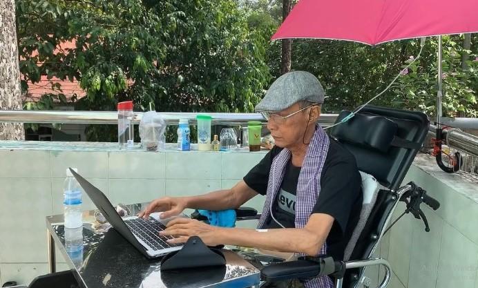 """Tâm sự của NS Lê Bình lúc cuối đời: """"Các em đừng làm việc như anh, tiền tỷ cũng chỉ như đống rác"""" - H4"""