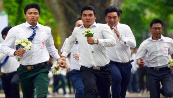 Hải Phòng: Thôn nữ đổ xổ đi lấy chồng Hàn, trai làng đẹp trai, cao to cũng ế vợ.1