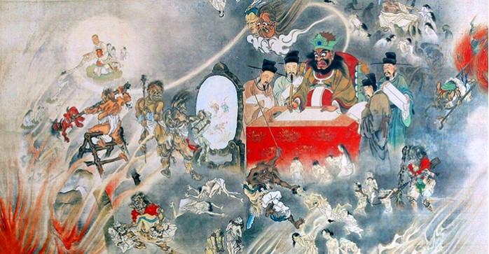 Thiện ác hữu báo! Những kiểu người nào mà Địa Ngục không dám lưu giữ?.1
