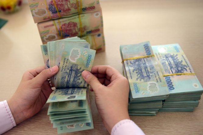 Giá trị tiền Việt thấp thứ 2 thế giới trên bản đồ tiền tệ.1