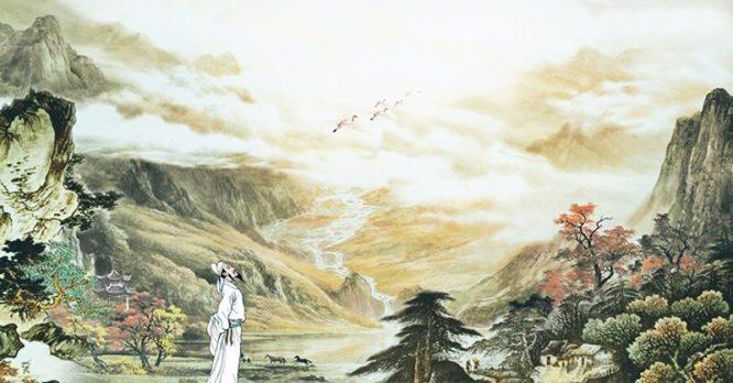 Thân ở trong trời đất, phải thuận với tự nhiên, tuân theo thiên ý.1