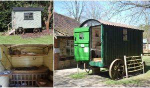 Độc đáo nhà di động từ thế kỷ 15: Phòng ăn, phòng ngủ, phòng khách chỉ trong vài mét vuông