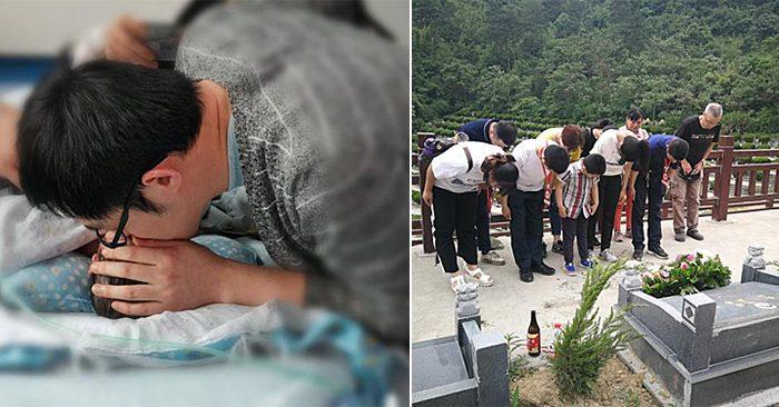 Nỗi đau của người cha hiến tạng con sơ sinh: Một người khác sẽ thay con ngắm nhìn thế giới!1