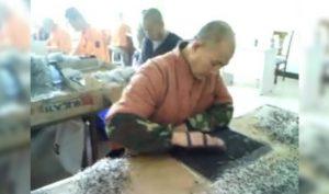 Video quay lén tiết lộ: Tù nhân làm việc như nô lệ ở các trại lao động Trung Quốc