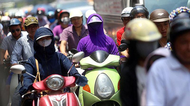 Hà Tĩnh đạt mức nóng kỷ lục Việt Nam từ trước đến nay: 43,4 độ C