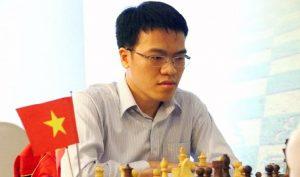 Lê Quang Liêm đạt chức vô địch giải cờ vua châu Á 2019