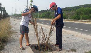 Cung đường đẹp nhất Phú Quốc bị mất trộm hơn 100 nắp cống