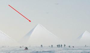 Nam Cực: Nơi che dấu các Kim tự tháp khổng lồ và căn cứ bí mật của người ngoài hành tinh?
