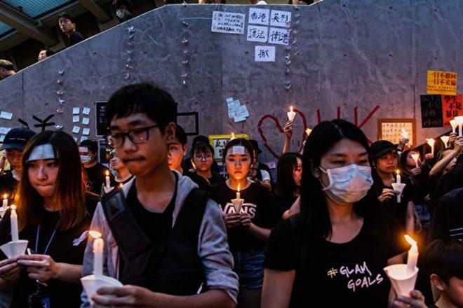 Hồng Kông: 2 triệu người xuống đường biểu tình đòi xóa bỏ dự luật dẫn độ - H7