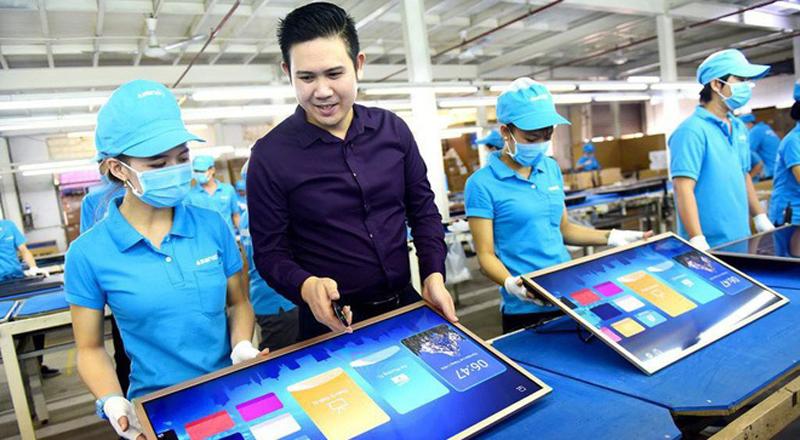 Asanzo bị tước danh hiệu hàng Việt Nam chất lượng cao vì nhập linh kiện từ Trung Quốc