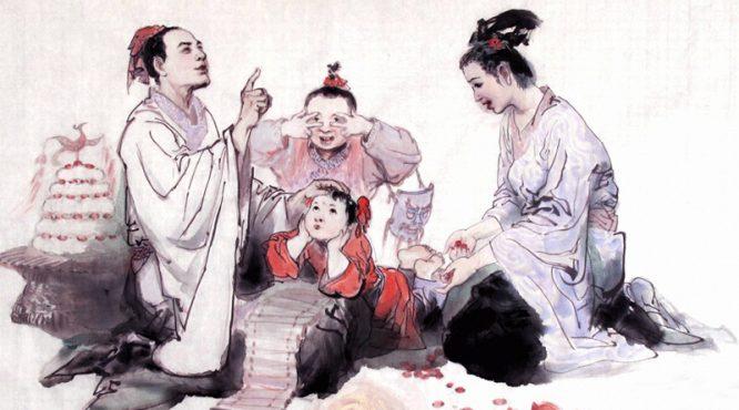 Người xưa gọi vợ là tào khang, không phải ý xem thường, mà là trân trọng - H1