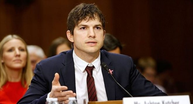 Sao Hollywood Ashton Kutcher hy sinh sự nghiệp để giải cứu hàng ngàn trẻ em bị lạm dụng tình dục - H1