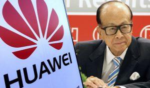 Sự việc Huawei tại Anh, lộ diện nhân vật bí ẩn Lý Gia Thành