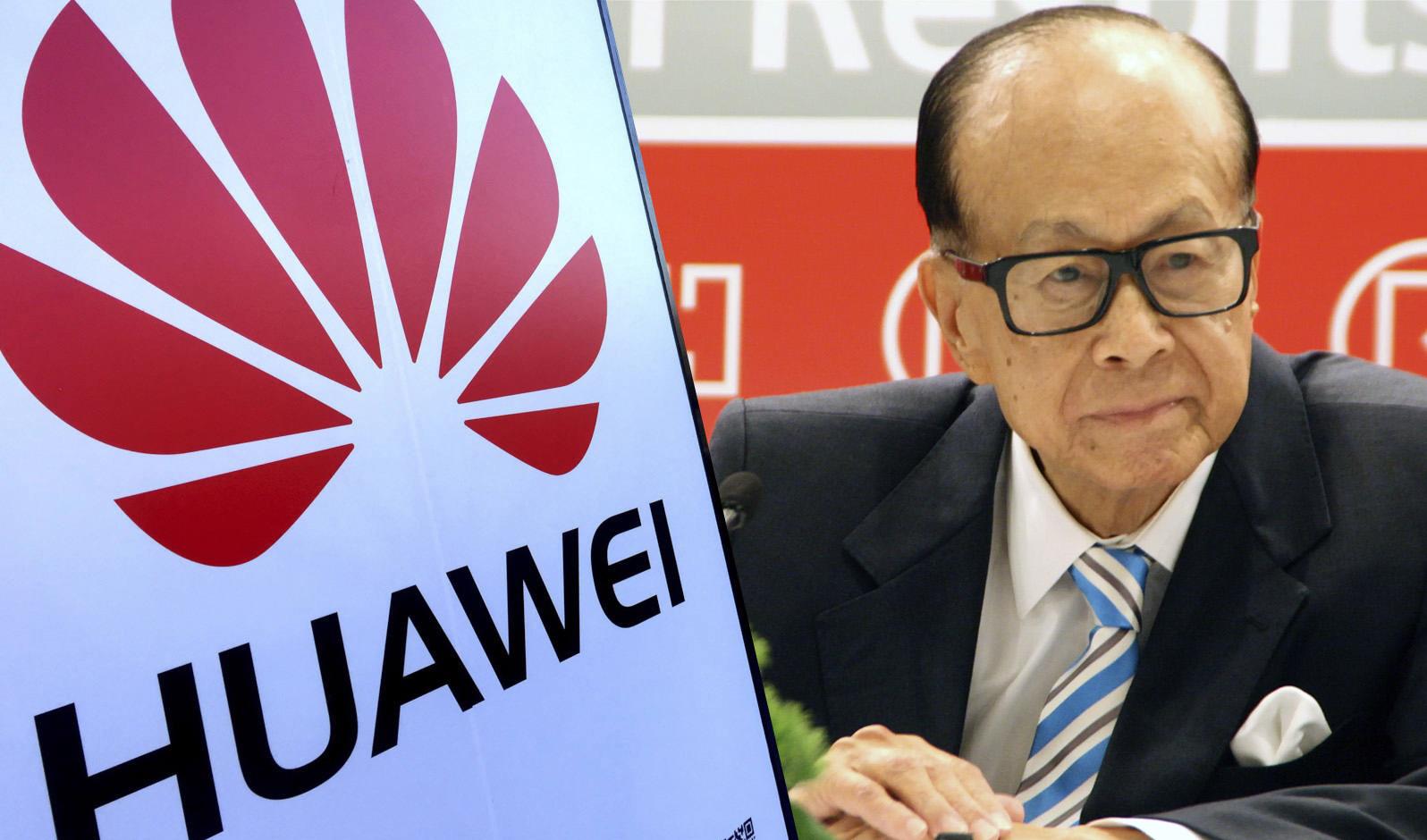 Sự việc Huawei tại Anh, lộ diện nhân vật bí ẩn Lý Gia Thành.1