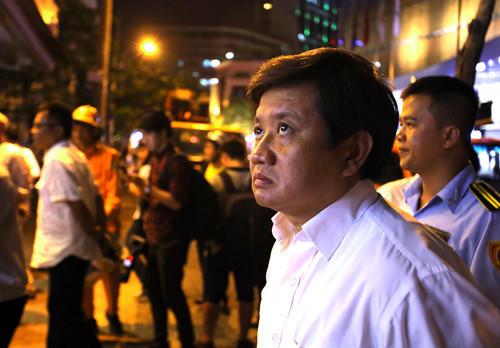 Ông Đoàn Ngọc Hải từ chức P.TGĐ Công ty Xây dựng Sài Gòn.4