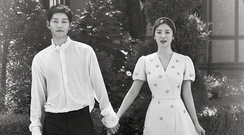 Song Hye-kyo và Song Joong-ki tuyên bố ly hôn