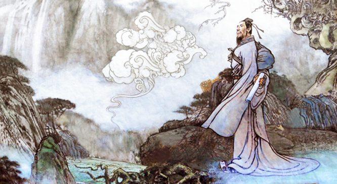 Câu chuyện Thần tiên: Tu sĩ vân du trợ giúp Thần làm mưa.1