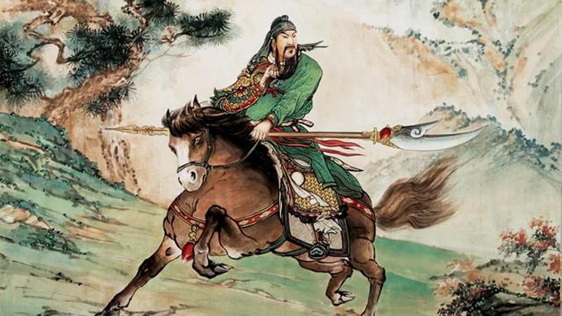 Quan Vũ vượt 5 ải, chém 6 tướng của Tào Tháo, lưu lại một đoạn lịch sử thật hào hùng.