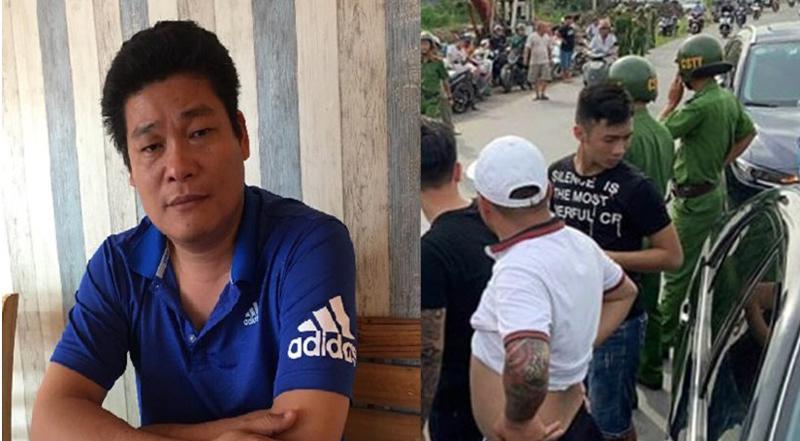 Người gọi giang hồ vây xe công an ở Đồng Nai là đại biểu HĐND - H1