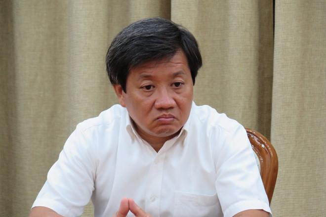 Ông Đoàn Ngọc Hải từ chức P.TGĐ Công ty Xây dựng Sài Gòn.2
