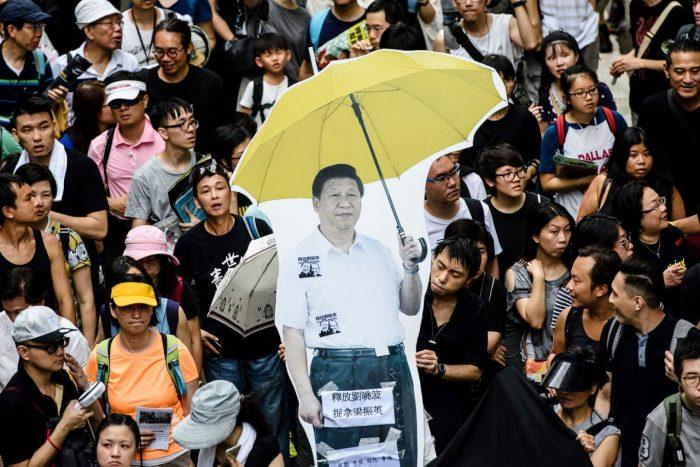 Bàn về số 9 vận hạn của Trung Quốc, năm nay Hong Kong có gặp nạn?.5