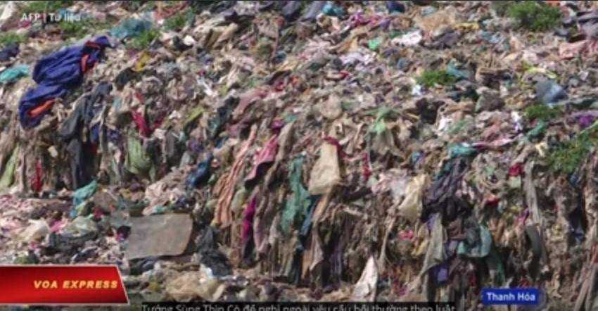 Báo động tình trạng thượng nguồn Trung Quốc gây ô nhiễm sông suối Việt Nam. 4
