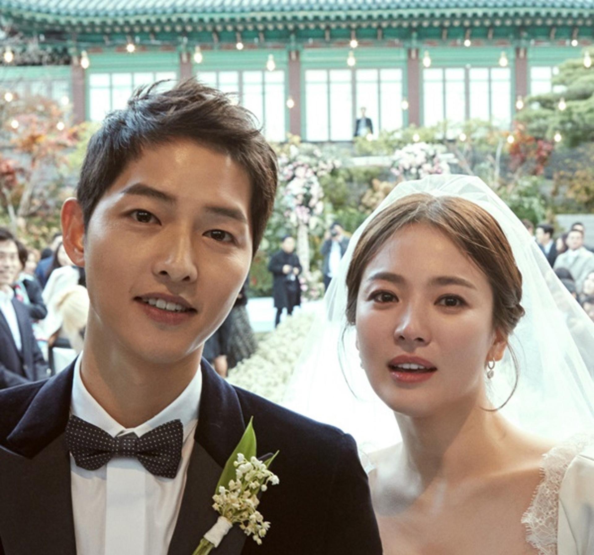 Song Joong Ki từng nói Song Hye Kyo là người con gái làm thay đổi cuộc đời anh, là người anh muốn cưới làm vợ