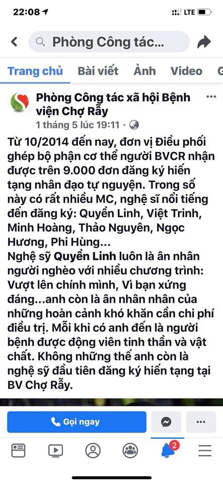 Đồng nghiệp kể về Quyền Linh: 'Nghèo' đến mức phải mua... nợ vé máy bay - H9
