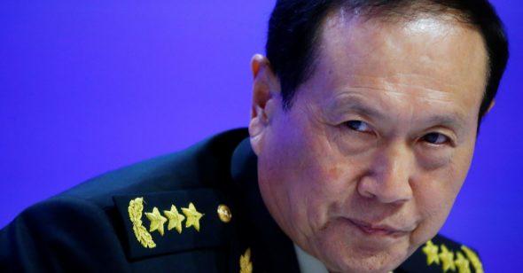 Bộ trưởng Quốc phòng Trung Quốc nói đàn áp Thiên An Môn là đúng!