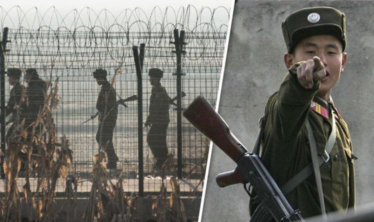 """Triều Tiên vốn là quốc gia """"kín cổng cao tường"""", nội bất xuất ngoại bất nhập. (Ảnh: Daily Express)"""