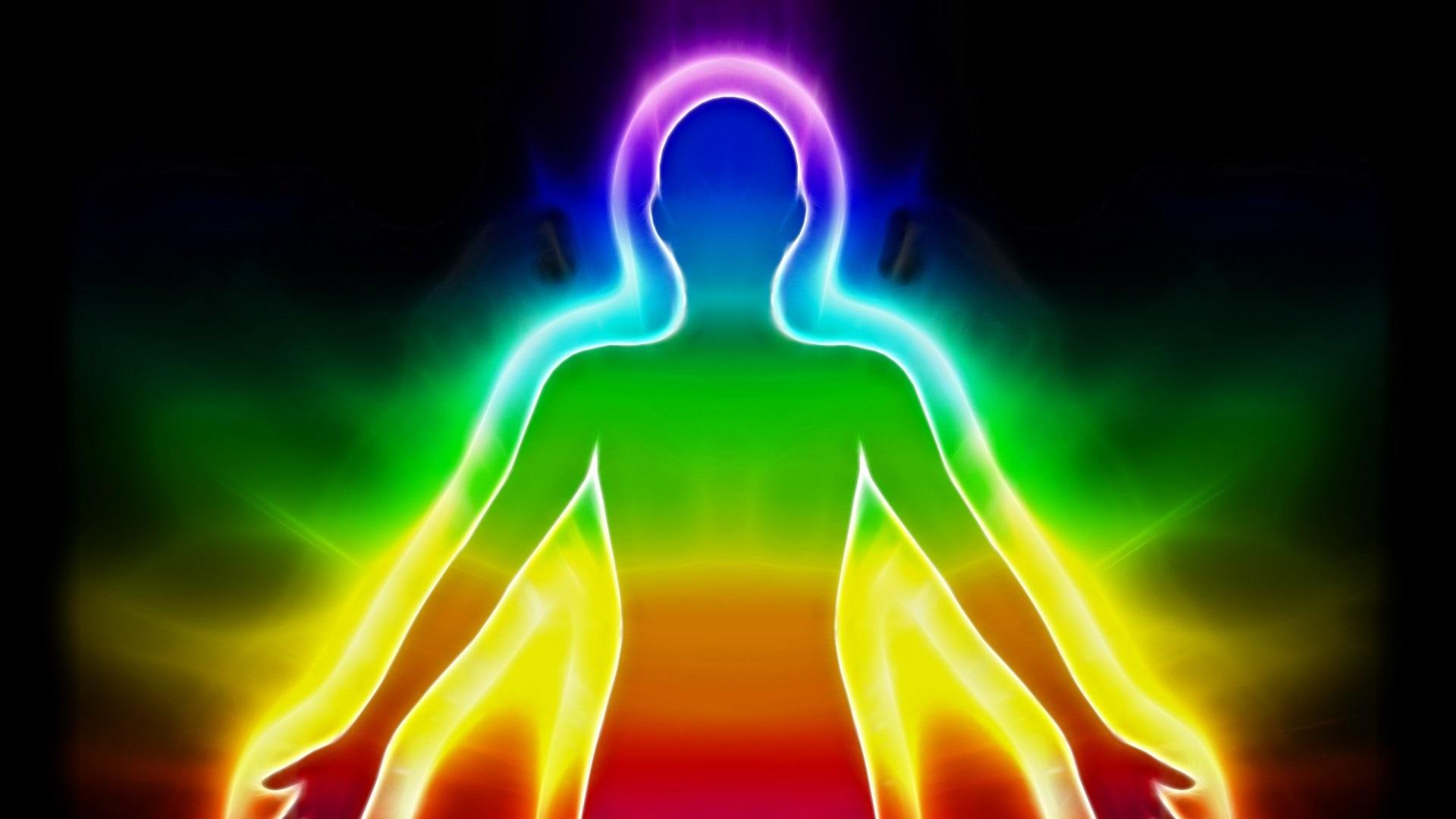 Luôn luôn có một trường vật chất lượng tử bao quanh cơ thể con người. (Ảnh minh họa)