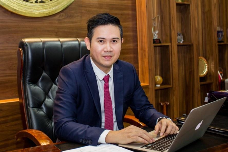 Ông Phạm Văn Tam, CEO Asanzo.