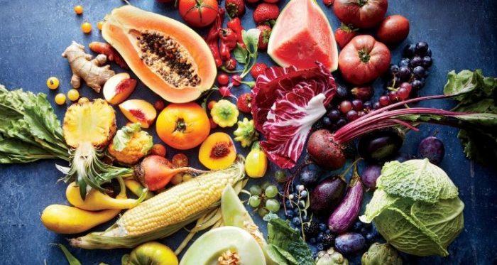 """Kiên trì ăn """"5 màu thực phẩm"""" mỗi ngày: 70 tuổi cứ như 50 tuổi - H1"""