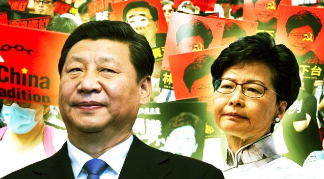 """Vận mệnh của Trưởng Đặc khu Hồng Kông Carrie Lam liệu có """"bạc như vôi""""? H1"""