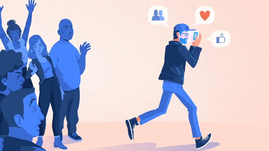 Những dòng status trên mạng xã hội ảnh hưởng gì tới các mối quan hệ của bạn?