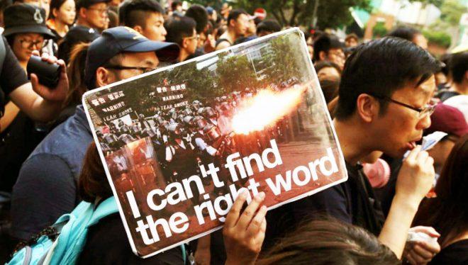 Thế giới liên tục đưa tin về biểu tình Hồng Kông, ĐCSTQ lại ra sức phong tỏa - H2