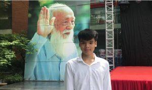 Con trai nữ lao công bị 'xe ô tô điên' đâm thiệt mạng đã đỗ vào trường Lương Thế Vinh