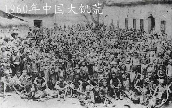 Nạn mất mùa chết đói làm hàng chục triệu người Trung Quốc thiệt mạng trong giai đoạn 1958 – 1961