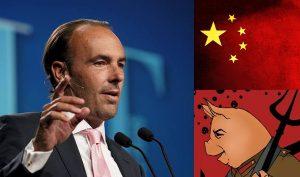 """Business Insider: Doanh nhân Mỹ mạt sát lãnh đạo TQ là """"lợn giết người"""""""