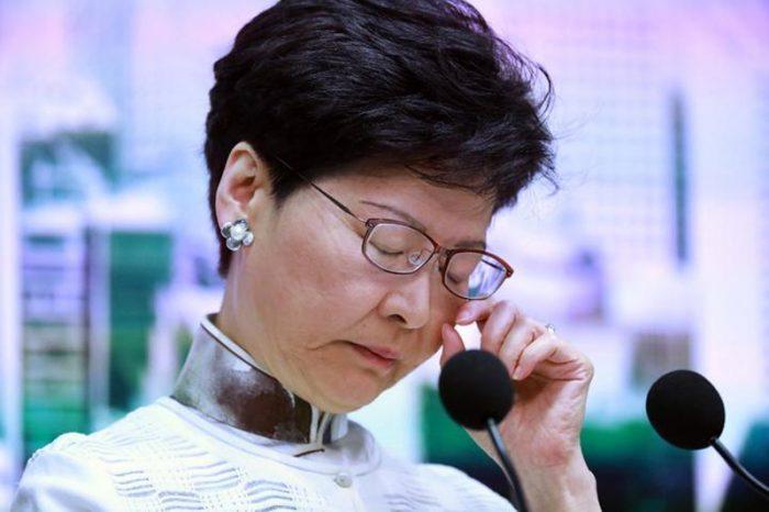 Bình luận viên chính trị: Bà Carrie Lam từ chức là sự lựa chọn không tệ.2