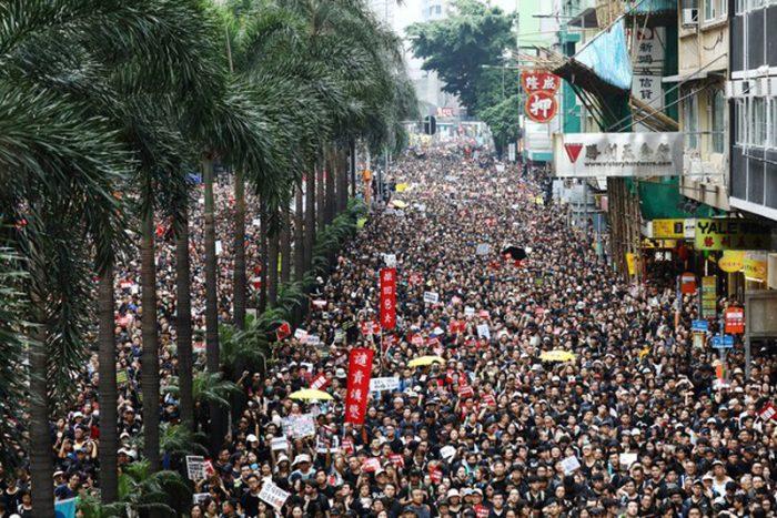"""Trò """"chơi chữ"""" của cảnh sát Hồng Kông liệu có đánh lừa được dư luận?2"""