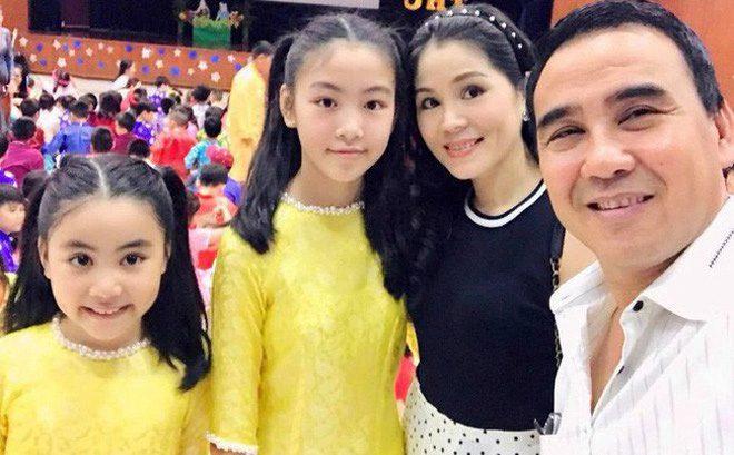 Gia đình hạnh phúc hiện tại của MC Quyền Linh.