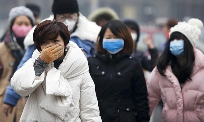 Các hạt vi nhựa có thể gây ra nguy hại đáng kể với hệ hô hấp của con người.