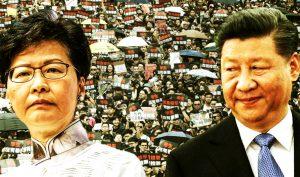Biểu tình Hồng Kông: Tập Cận Bình lo sợ bạo loạn, biến Carrie Lam thành tốt thí