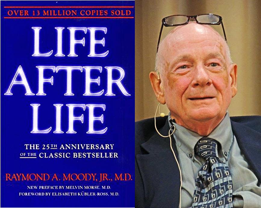 """Tác phẩm """"Life After Death"""" (tạm dịch: Cuộc sống sau khi chết) của tiến sĩ triết học và tâm lý học Raymond Moody. (Ảnh qua Spirit University)"""