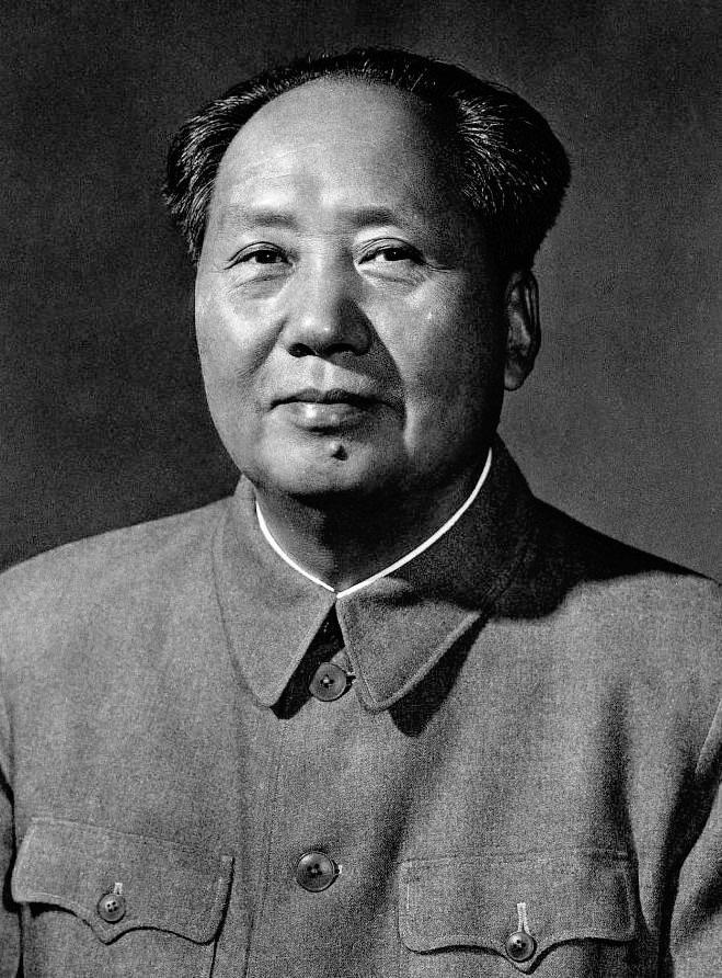5 nhà lãnh đạo châu Á tàn bạo nhất trong lịch sử - Mao Trạch Đông