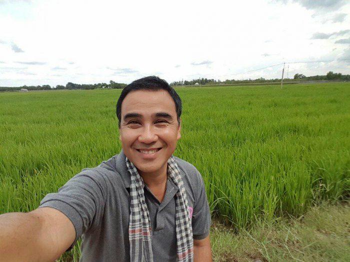 Tuổi thơ của MC Quyền Linh là những tháng ngày rong ruổi trên những cánh đồng