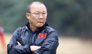 Thầy Park không muốn chia tay bóng đá VN, xem VN như quê hương thứ 2 của mình