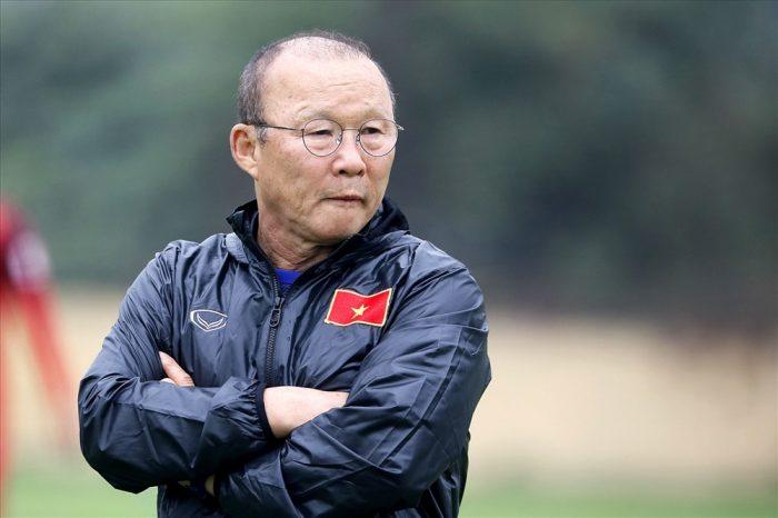 Thầy Park không muốn chia tay bóng đá VN, xem VN như quê hương thứ 2 của mình.1