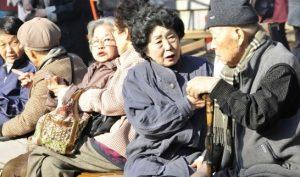 Quỹ lương hưu của Nhật sắp cạn kiệt vì người dân sống quá thọ?